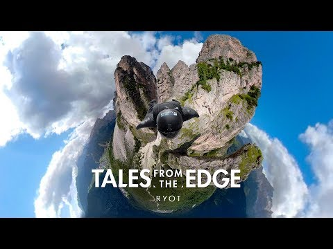 GoPro x RYOT: Tales From the Edge in 4K | Jeb Corliss