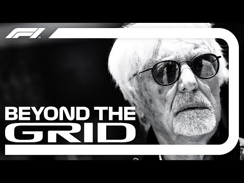 Bernie Ecclestone Interview |  Beyond The Grid | Official F1 Podcast