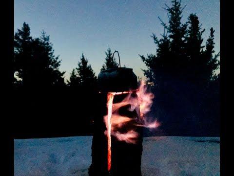Make a Swedish torch