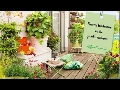 LECHUZA Urban Gardening - español