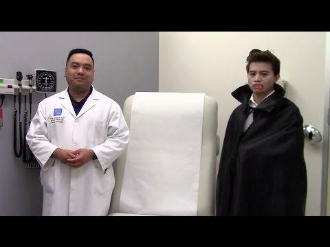 The Vampire Cough - Halloween 2016