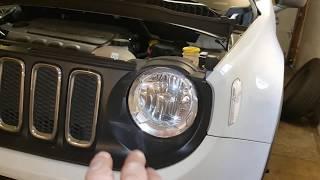 Cambio olio trasmissione Jeep Renegade