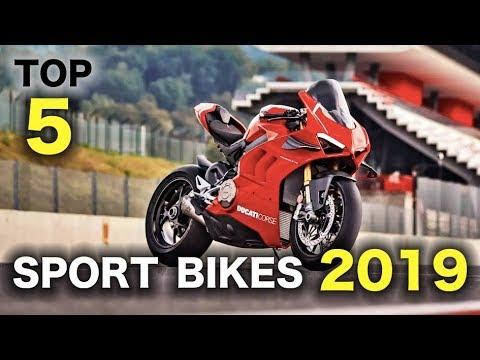 Top 5 Sport Bikes 2019