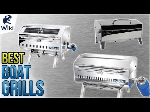 7 Best Boat Grills 2018 - UCXAHpX2xDhmjqtA-ANgsGmw