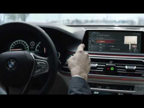 BMW 7 Series - Gesture Control