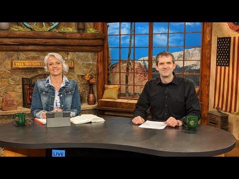 Charis Daily Live Bible Study: Daniel Bennett - Aug 12, 2020