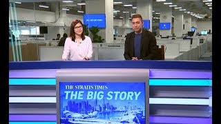 THE BIG STORY: Protests are pushing HK down 'path of no return'; Singapore cuts full-year GDP growth