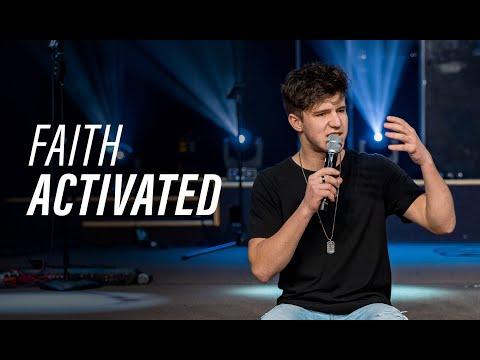 FAITH ACTIVATED  Zack Parkhotyuk