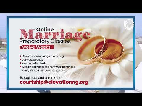 The Elevation Church Broadcast /Love Under Pressure 5th- September 2021