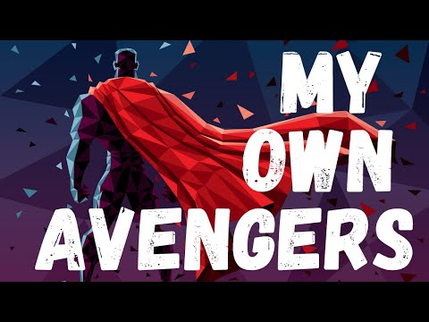 I'm Forming My Own Avengers!  INTO THE DAY ~ Ep. 80