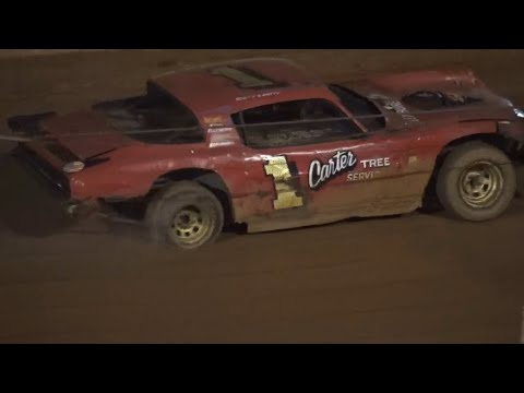 Stock V8 at Winder Barrow Speedway September 4th 2021 - dirt track racing video image