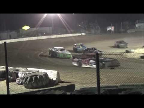 Tyler Sistrunk Motorsports - North Florida Speedway - Turkey Trot Feature - 11-25-2016 - dirt track racing video image
