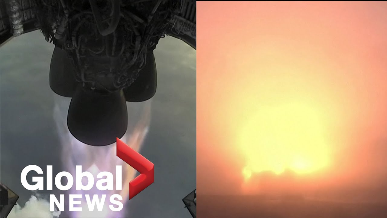 SpaceX's Starship SN11 launches in heavy fog, misses landing in apparent failure