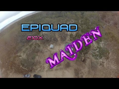 Happy Flying #6 Epiquad 210 x Maiden - UC3ioIOr3tH6Yz8qzr418R-g