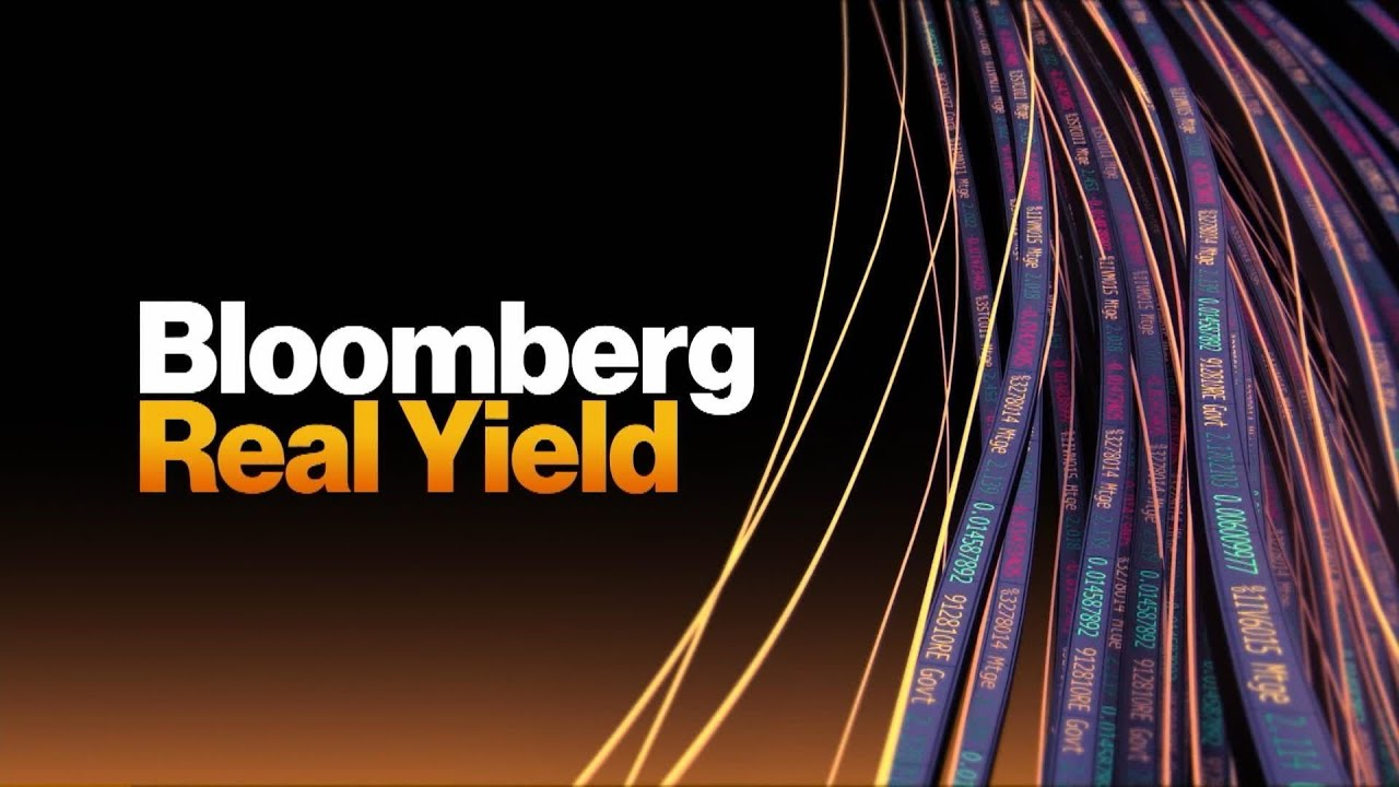 'Bloomberg Real Yield' (10/15/2021)