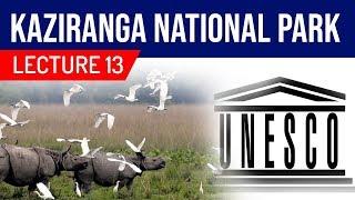 UNESCO World Heritage Site, Kaziranga National Park, One of the world's finest wildlife refuges #13