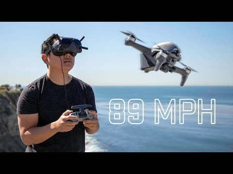 DJI FPV Racing Drone is FINALLY Here! Favorite 10 Features - UCNJe8uQhM2G4jJFRWiM89Wg