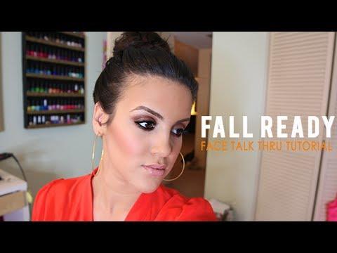 Talk Thru: Fall Ready Face Makeup - UCz0Qnv6KczUe3NH1wnpmqhA
