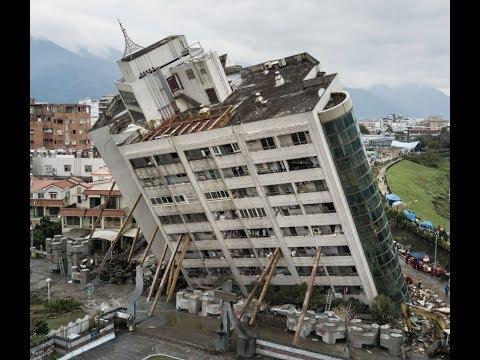 Breaking Powerful Quake 5.9 SHAKES Puerto Rico Again