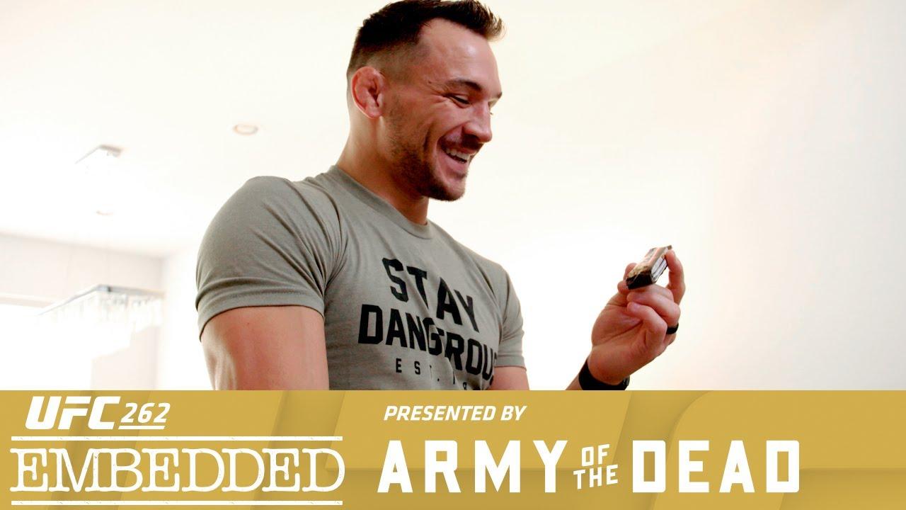 UFC 262 Embedded: Vlog Series – Episode 2