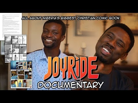 A DOCUMENTARY ON JOYRIDE COMIC BOOK