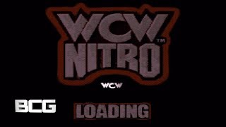 WCW Nitro Playstation 1 Finishers Edition
