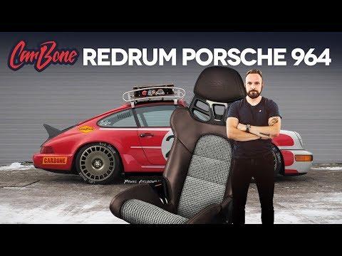 Is it possible to improve the classic icon? Project Redrum. Porsche 911 964. English + EN subtitles - UCGNOB8Nu8hTV-U39i9NJbKg