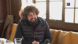 Gespräch mit Pfarrvikar Ivica