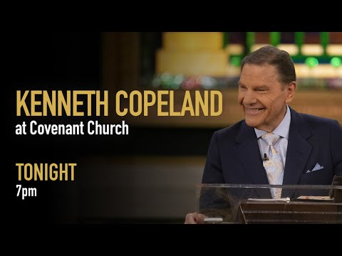 Kenneth Copeland at JDM Covenant Church