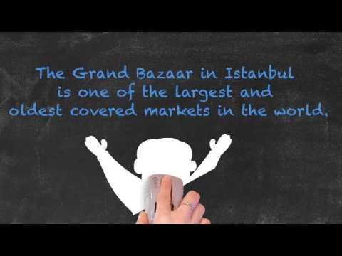 Bazaar vs Bizarre - English Grammar - Teaching Tips