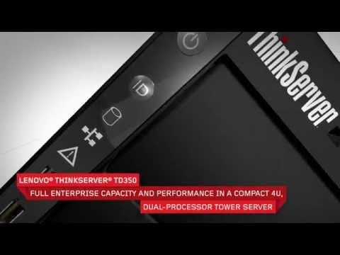 Lenovo ThinkServer TD350 Tour - UCpvg0uZH-oxmCagOWJo9p9g