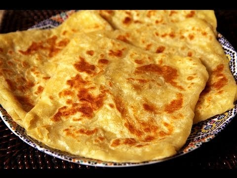 Msemmen - Moroccan Pancake Recipe - CookingWithAlia - Episode 173 - UCB8yzUOYzM30kGjwc97_Fvw