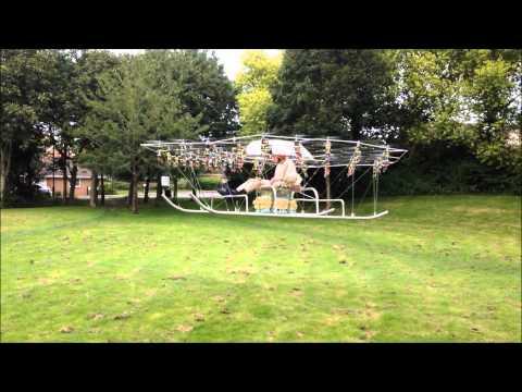 The Swarm Manned Aerial Vehicle Multirotor Super Drone Flying - UCfQVPS0BvNBAtvyoIXLRk7Q