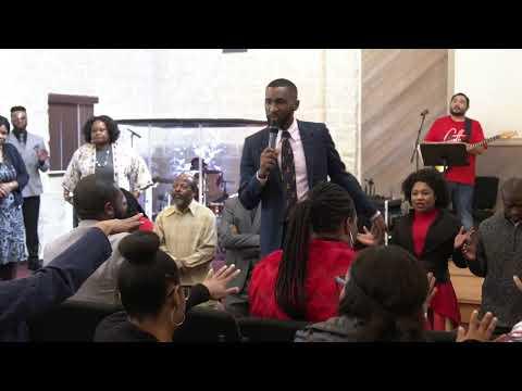 Maryland Sunday Prophetic Service!!