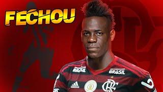 É OFICIAL FLAMENGO FECHA COM MARIO BALOTELLI  - MODO CARREIRA - FIFA 19