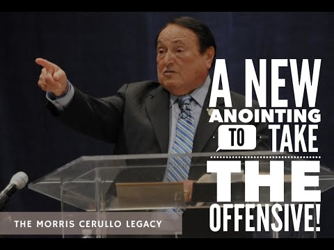 YOUR NEW ANOINTING TO TAKE THE OFFENSIVE!