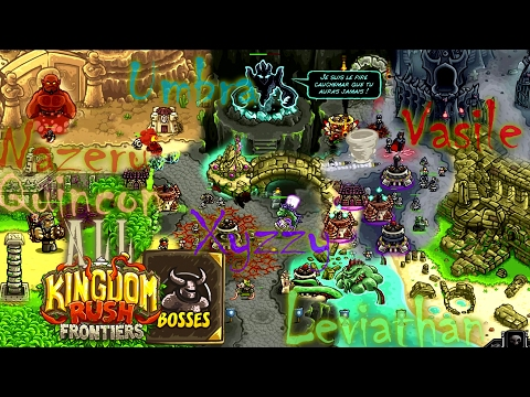 Kingdom Rush Fungal Forest 3-Star with Ingvar Bearclaw