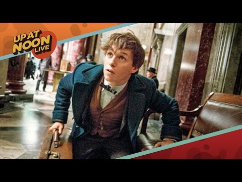 A Harry Potter Prequel Set in America Sounds Weird - Up At Noon Live - UCKy1dAqELo0zrOtPkf0eTMw