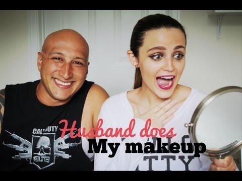Husband Does My Makeup Tag! - UC8v4vz_n2rys6Yxpj8LuOBA
