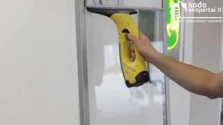 Kärcher langų valymo įrenginys
