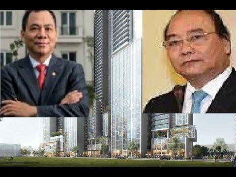 TT Phúc sẽ lên TBT nếu dẹp được dự án 50 tầng Giảng Võ của Phạm Nhật Vượng