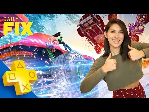 PlayStation Plus Free Games For December 2018 - IGN Daily Fix - UCKy1dAqELo0zrOtPkf0eTMw