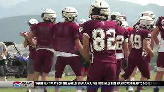 Butte Central football looks forward to fresh start in 2019