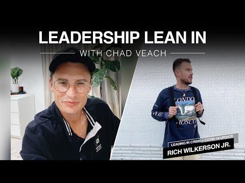 Leadership Lean In  Leading In Crisis + COVID-19 Update
