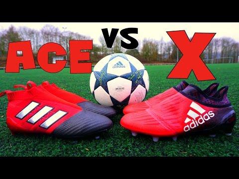 Adidas ACE vs X - Purecontrol vs Purechaos - Red Limit Test - UC2Laplg0tb1KI4ir5GZ_CUQ