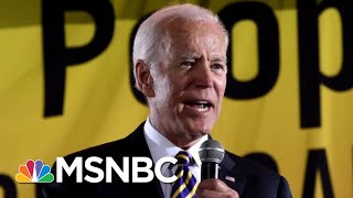 'He Was My Heart': Joe Biden Reflects On Losing Beau | Morning Joe | MSNBC