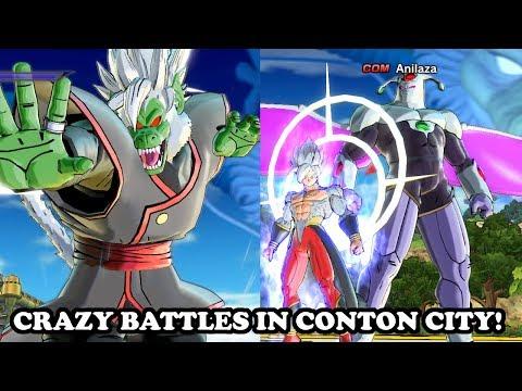 Dragon Ball Xenoverse 2 - Conton City Flythrough   ImpressPages lt