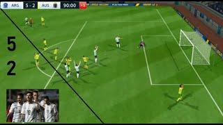 Argentina v Australia - world cup AGERNABA Mexico™ - match 22
