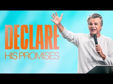Declare His Promises  Pastor Jentezen Franklin