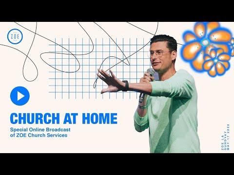CHURCH AT HOME LIVE  CHAD VEACH  8PM